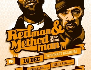Method Man & Redman 14.12.2012 – Brooklyn Zoo ; Da Rockwilder ; Rapper's Delight